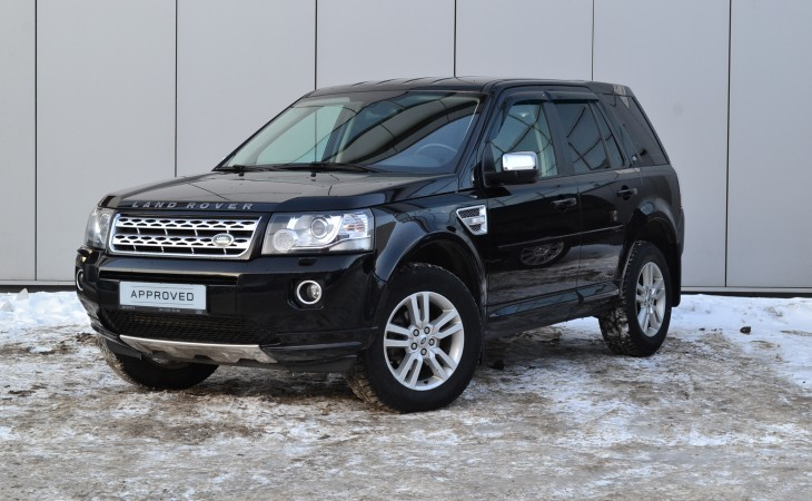 Land Rover Freelander, 2013