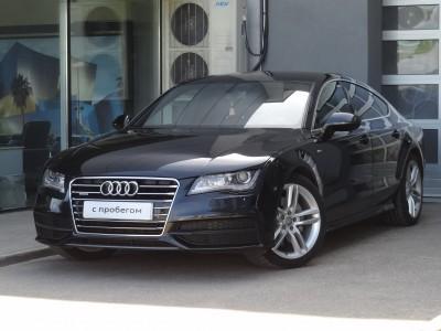 Audi A7, 2013
