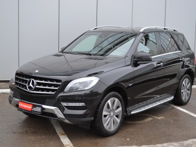 MERCEDES – BENZ ML 350, 2012