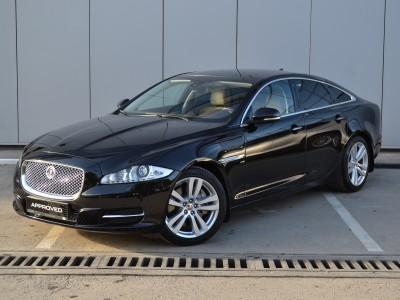 Jaguar XJ, 2015. Сертифицированные автомобили Jaguar Approved.
