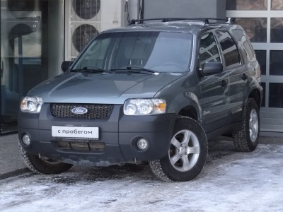 FORD ESCAPE HYBRID, 2004