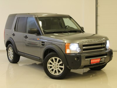 Land Rover Discovery 3, 2007