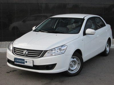Dongfeng S30, 2014