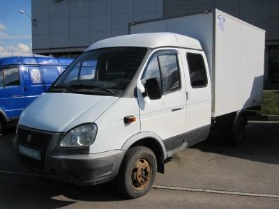 ГАЗ ГАЗель 33023, 2009