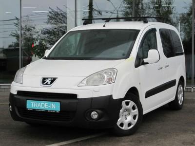 Peugeot Partner, 2010
