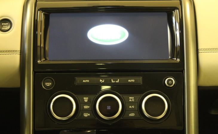 Land Rover Discovery V 2017