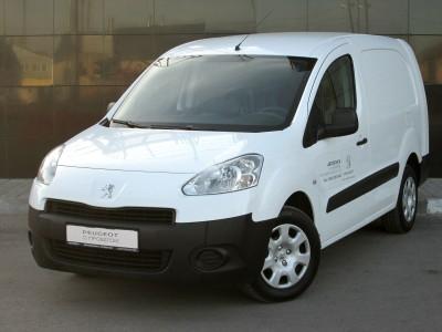 Peugeot Partner, 2014