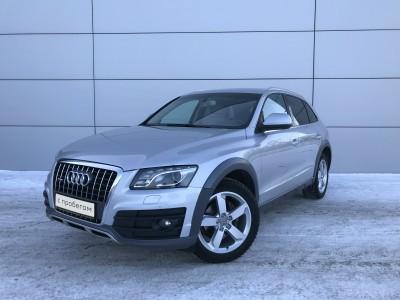 Audi Q5, 2011