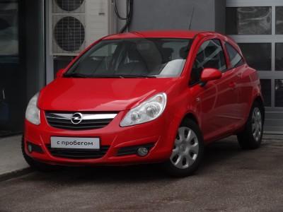 Opel Corsa, 2008