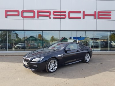 BMW 6 series coupe 640i