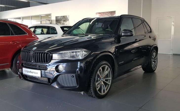 BMW X5 III (F15) 40d