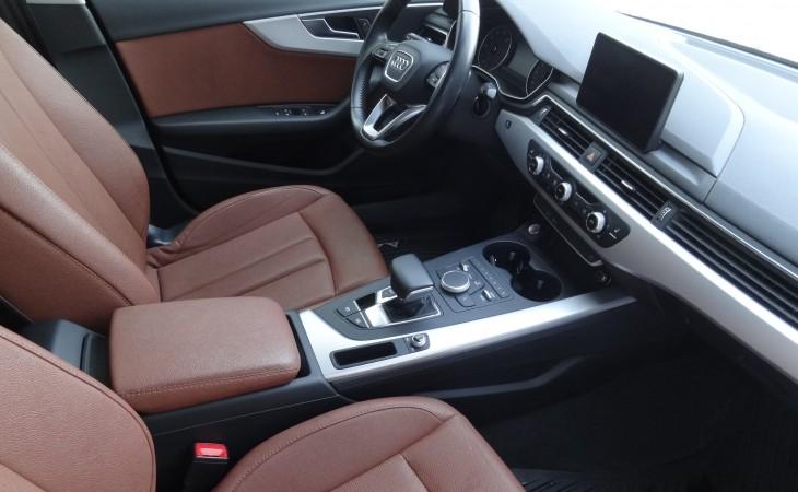 AUDI A4, 2016 AMP
