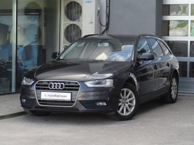 Audi A4, 2013 Avant