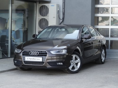 Audi A4, 1.8T AT 2015