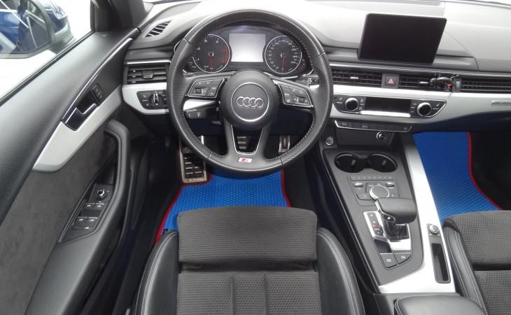 AUDI A4 2.0 TDI, 2017 AMP