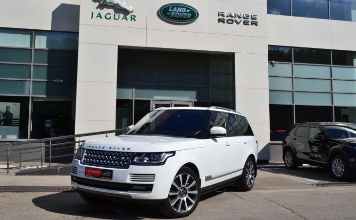 Land Rover Range Rover, 2014