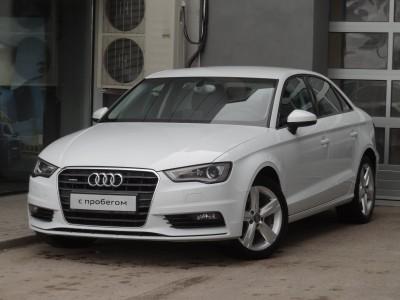 Audi A3, 2015 QUATTRO