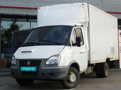 ГАЗ ГАЗель 3302, 2013