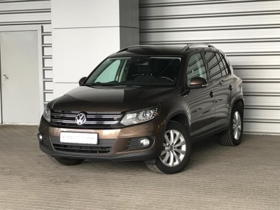 VW Tiguan, 2016
