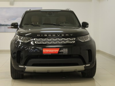 Land Rover Discovery, 2017г.