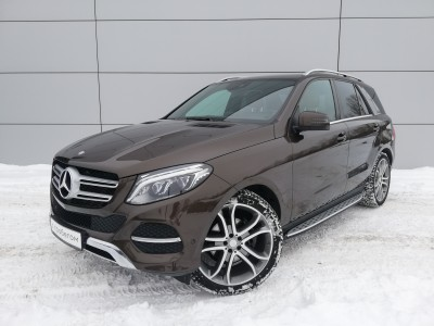 Mercedes-Benz GLE-класс, 2015