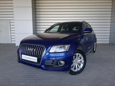 Audi Q5, 2016