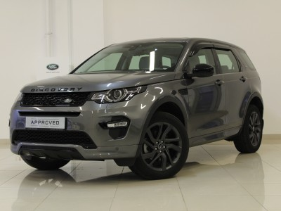 Land Rover Discovery Sport, 2018