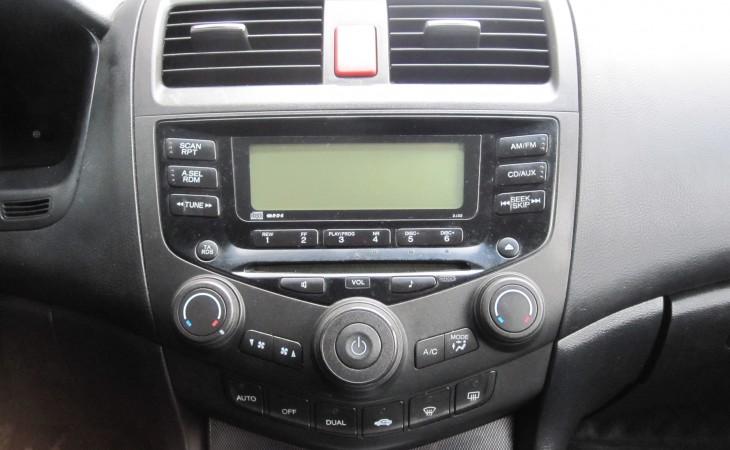 Honda Accord, 2005