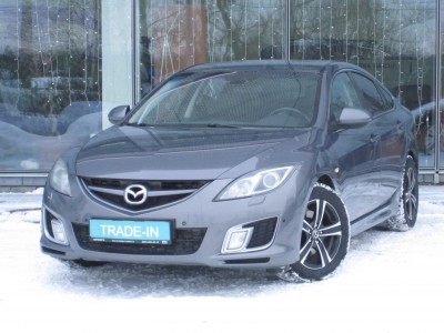 Mazda 6, 2008