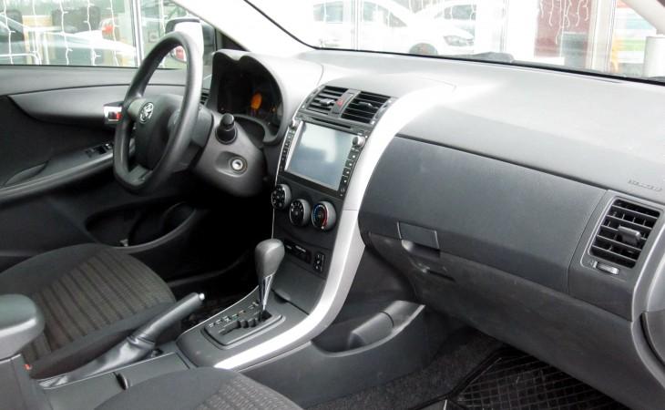 Toyota Corolla, 2012