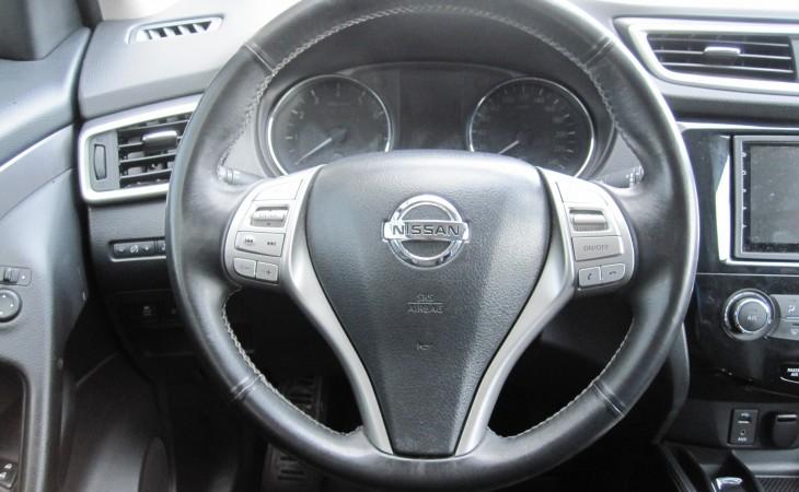 Nissan Qashqai 2.0 АТ, 2016
