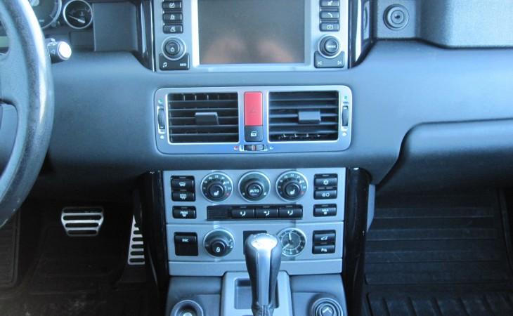 Land Rover Range Rover, 2006
