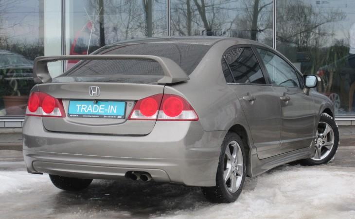 Honda Civic 1.8 АТ, 2007