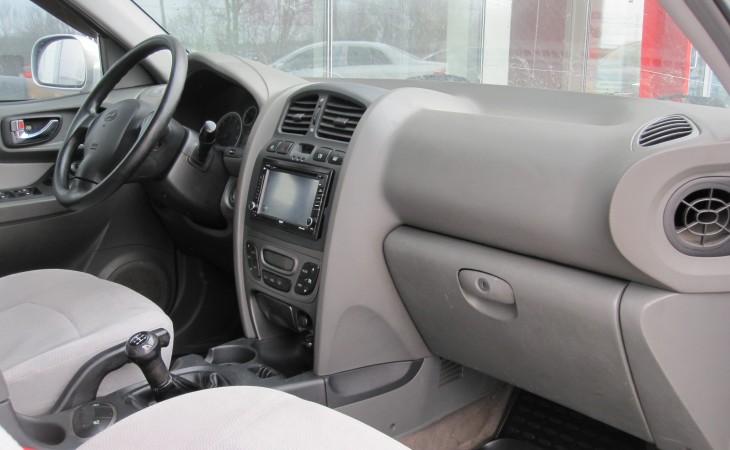 Hyundai Santa Fe, 2008