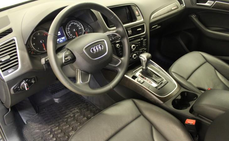 Audi Q5, 2015