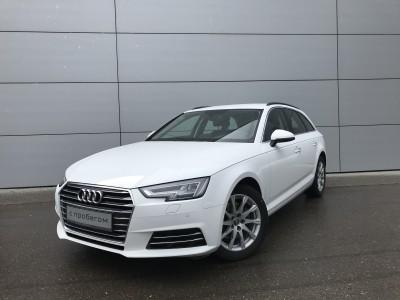 Audi A4, 2016
