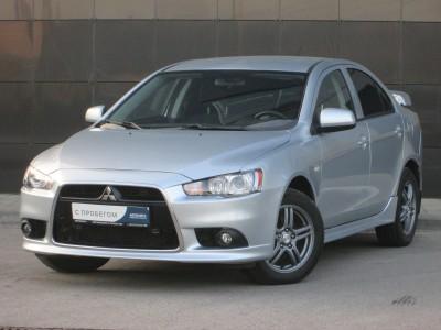 Mitsubishi Lancer, 2013