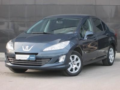 Peugeot 408, 2016