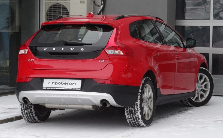Volvo V40 Cross Country, 2018