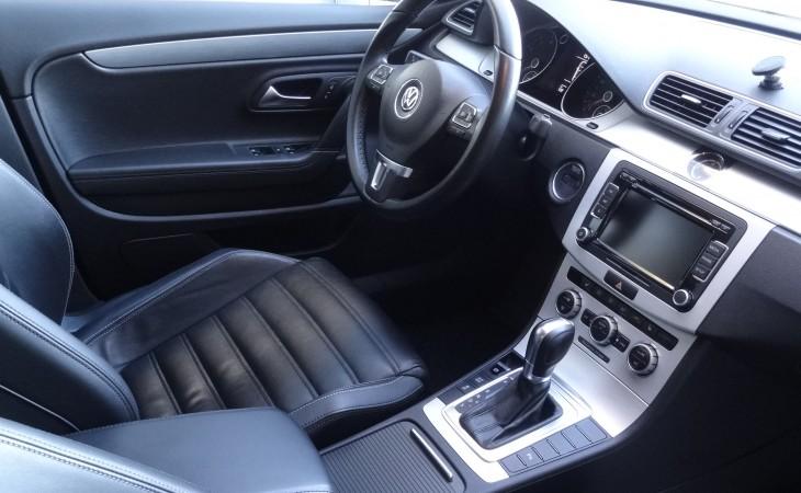 Volkswagen Passat CC, 2012