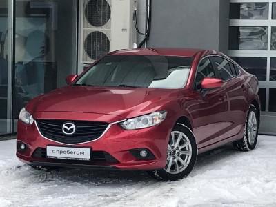 Mazda 6, 2014